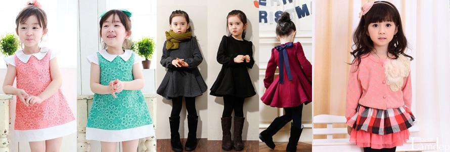 Quần áo cho bé gái